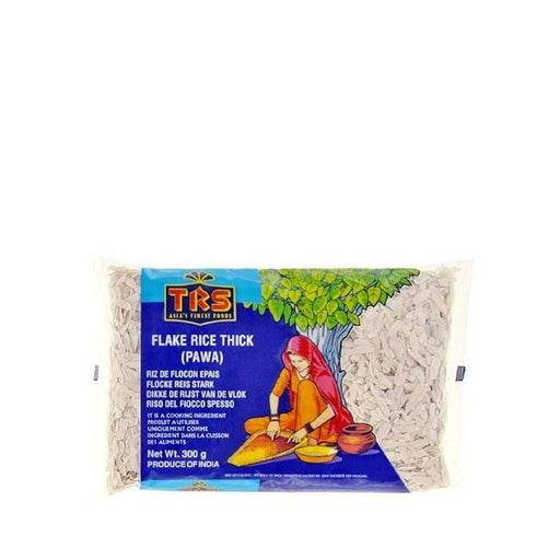 TRS Rice Flakes (Poha) Thick 300gm TRS