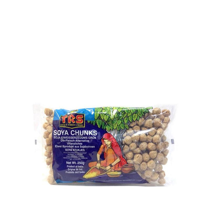TRS Soya Chunks 250gm TRS