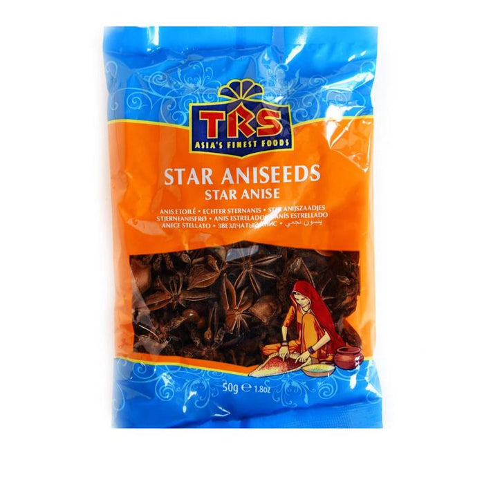 TRS Star Aniseed 50gm