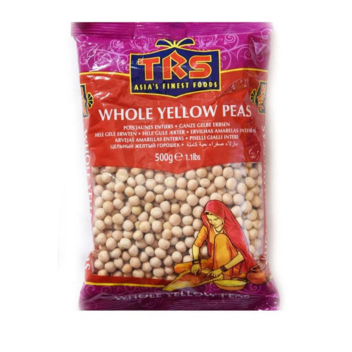 TRS Whole Yellow Peas 500gm TRS
