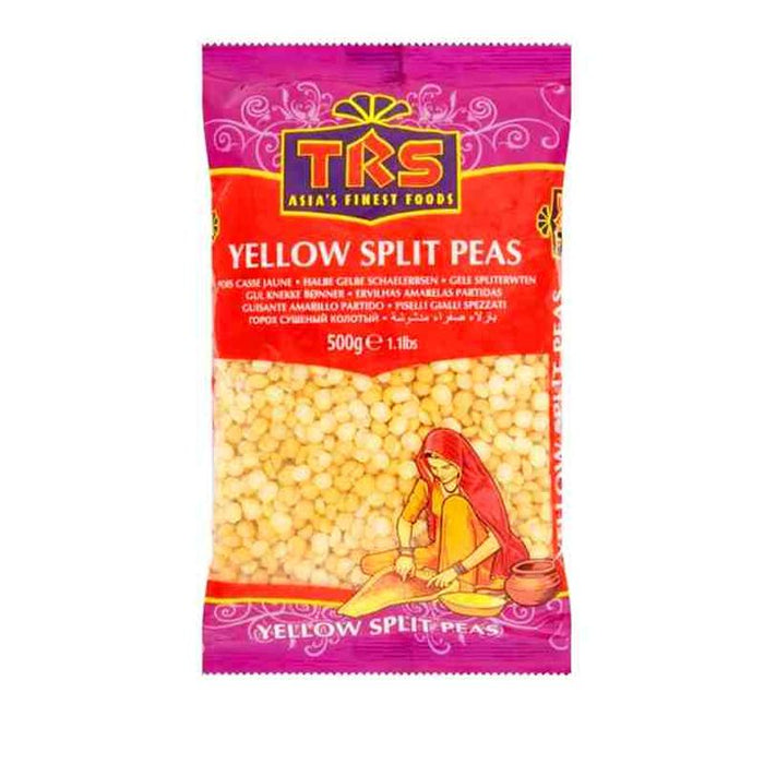 TRS Yellow Split 500gm