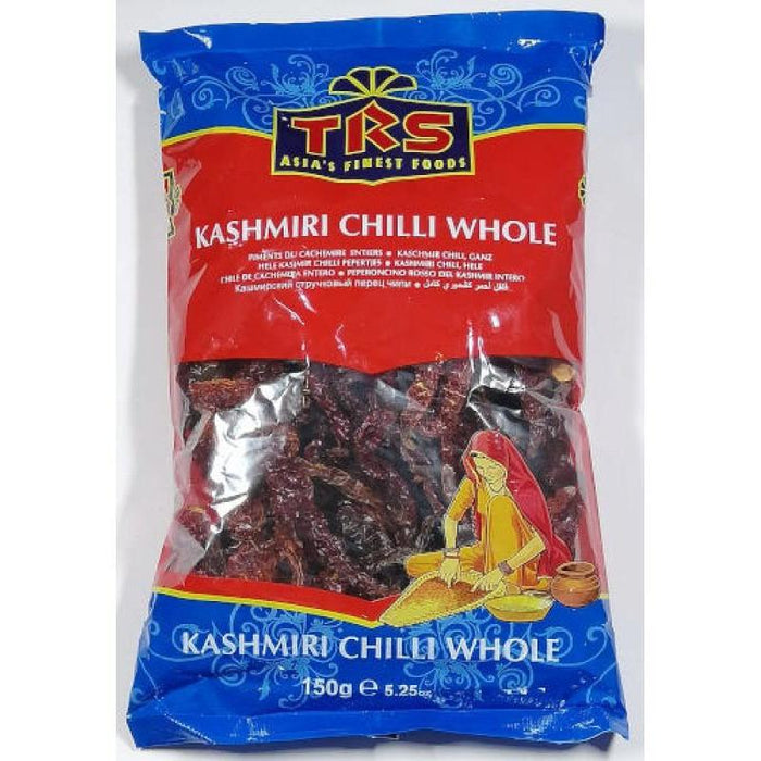 TRS Chilli Whole Long (Kashmiri) 150gm