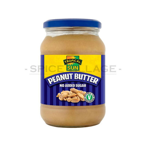 Tropical Sun Peanut Butter Sugar free 454gm