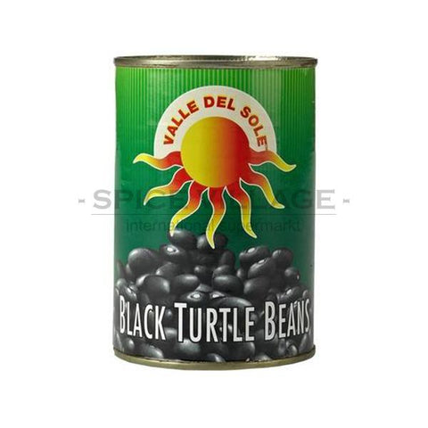 VDS Black Turtle beans Canned 400gm