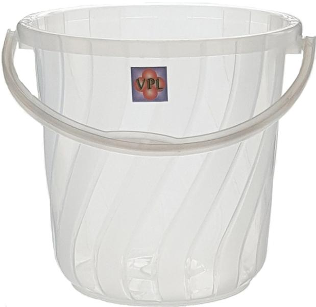 VPL Plastic Bucket (Water Colour) 5L