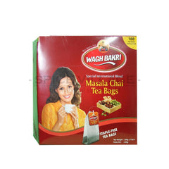 Wagh Bakri Masala Tea Bag 200g