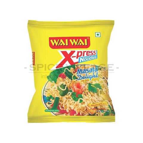 Wai Wai X-Press Instant Noodles