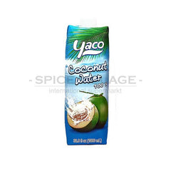 Yaco Coconut Water 1L