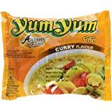 Yum Yum Curry Instant Noodles 60gm