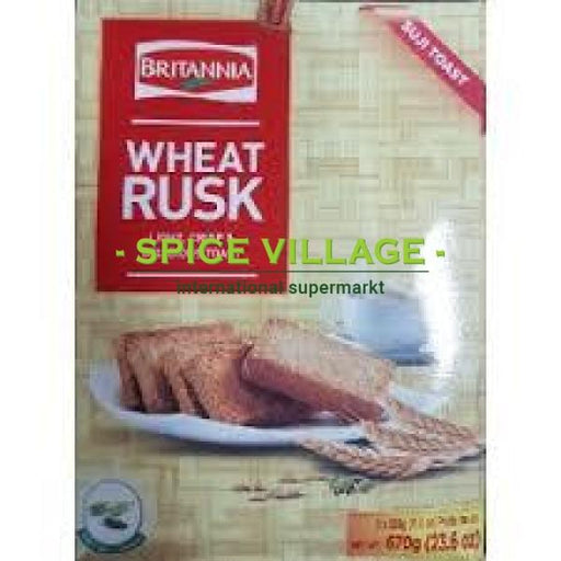 Britania Wheat Rusk 670Gr