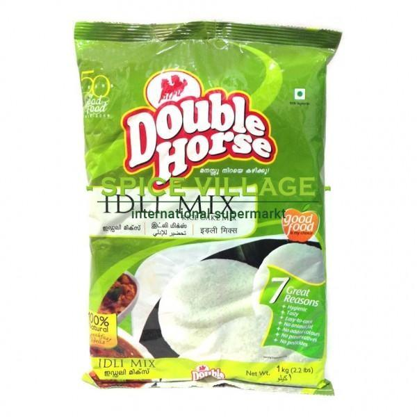 Double Horse Idli mix 500gm Double Horse