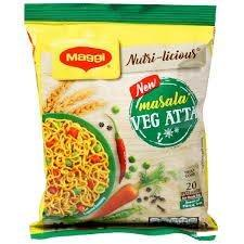 Maggi Atta Noodles Single Pack 72.5gm