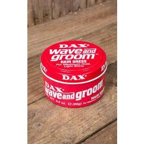DAX Wave & Groom Red 99gm