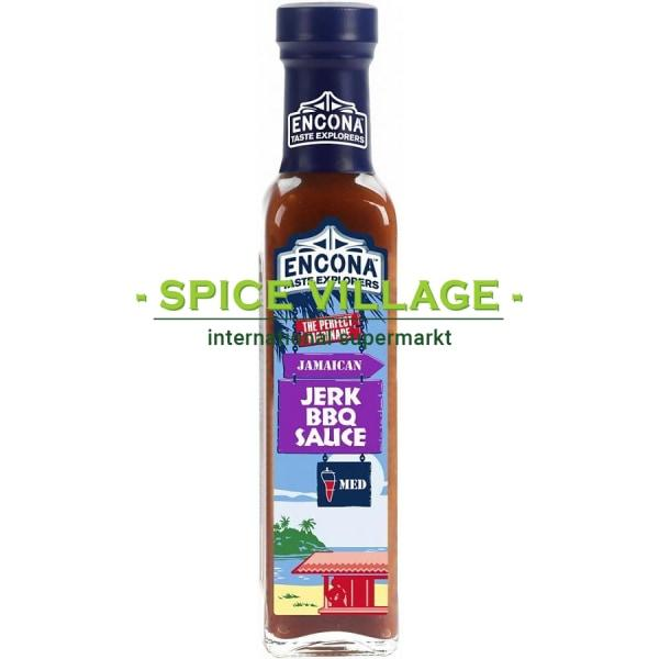 Encona Jamainca Jerk Bbq Sauce 142 Ml