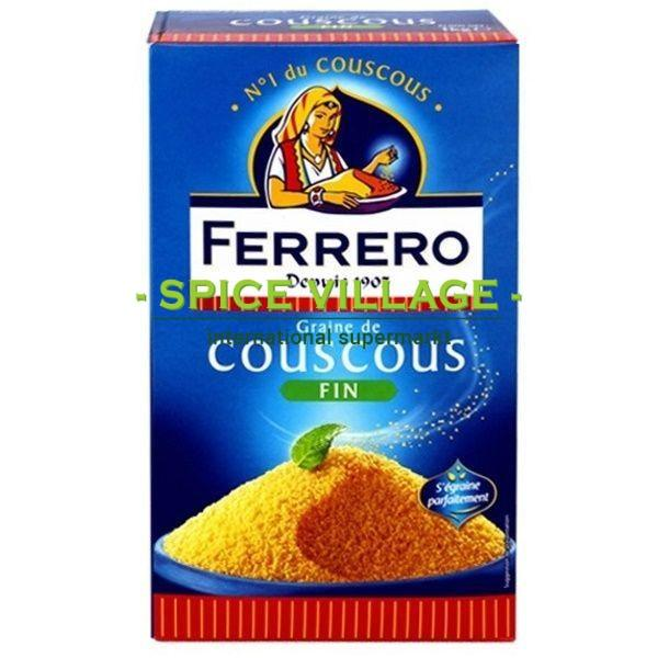 Ferrero Couscous 500gm spicevillage.eu