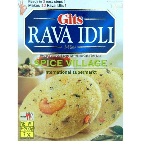 Gits Rava Idli Mix 200Gm