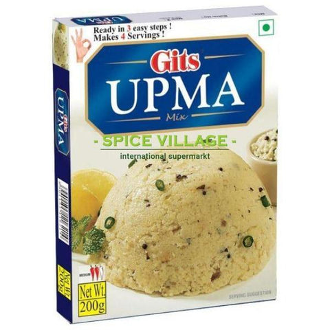 Gits Upma Mix 200Gm