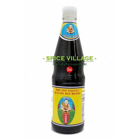 Healthy Boy Soy Sauce 700 Ml