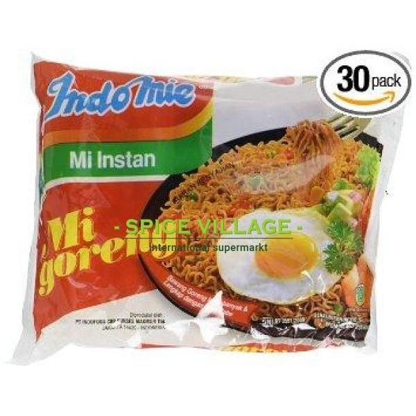 Instant Noodlesoup Mie Goreng