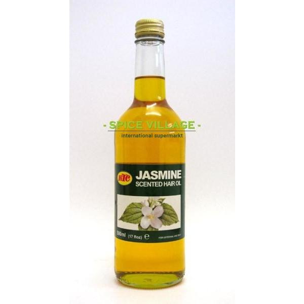 Ktc Jasmine Hair Oil 500Ml