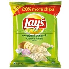 Lays Chips American Style Cream And Onion