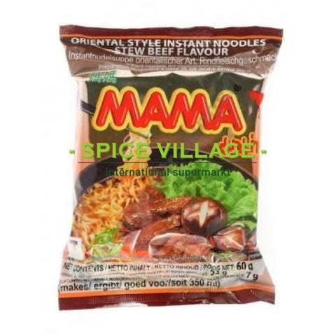 Mama Instant Stew Beef