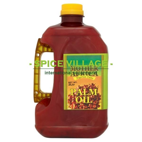 Mother Africa Palm Oil (Zomi) 500 Ml