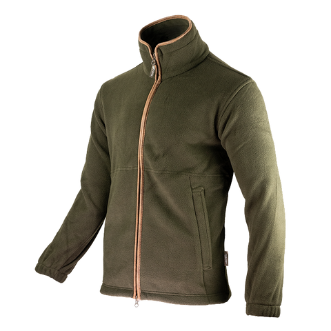Countryman Fleece Jacket - Dark Olive