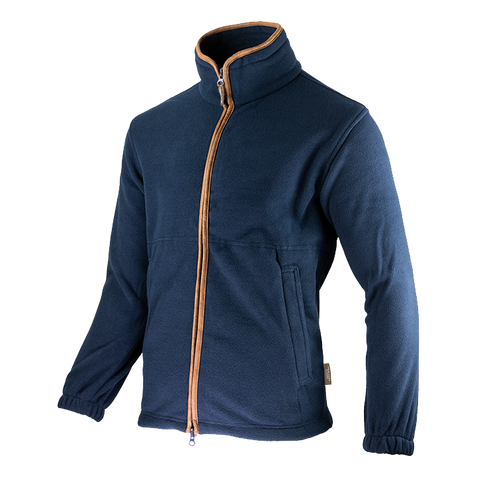 Countryman Fleece Jacket - Navy