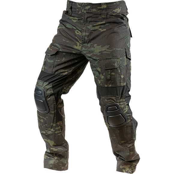 GEN2 Elite Trousers Vcam Black
