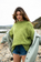 Hand Loomed (Meadow) Roll Neck Sweater