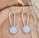 Moonstone Earrings, Moonstone Jewelry
