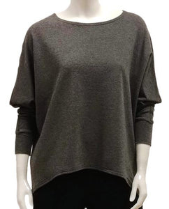 dfb503f8c177a6 Bamboo French Terry O S Sweatshirt