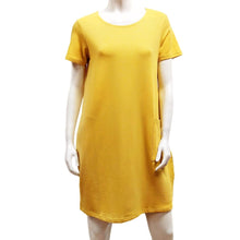 Load image into Gallery viewer, Bamboo French Terry Pocket Dress