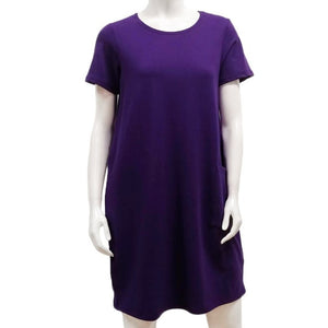 Bamboo French Terry Pocket Dress