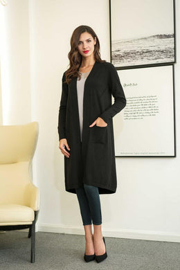 Modal Pocket Cardigan