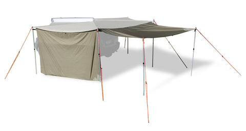 Batwing/Sunseeker 2.5m Awning Extension – Offroading Now