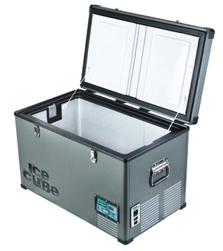 Ironman IceCube Fridge 74L
