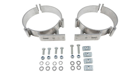"Conduit Clamp Set - 2 Piece (150mm/6"" Conduit Carrier)"