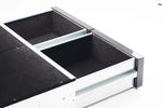 Locksafe Twin Drawers - 1000mm