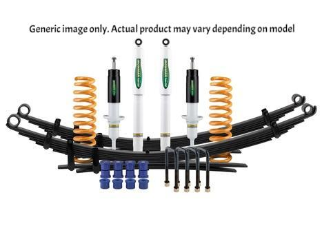 Mitsubishi Triton MQ 2015+ Suspension Kit - Performance with Foam Cell Shocks