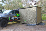 Ironman 2.5m x 2.5m Awning Room and Net