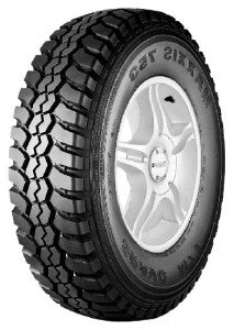 Maxxis MT753 Bravo MT - A Tough Tyre