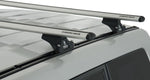 Vortex RLTP Trackmount Black or Silver 3 Bar Roof Rack
