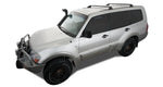 Vortex RST Black 2 Bar Roof Rack