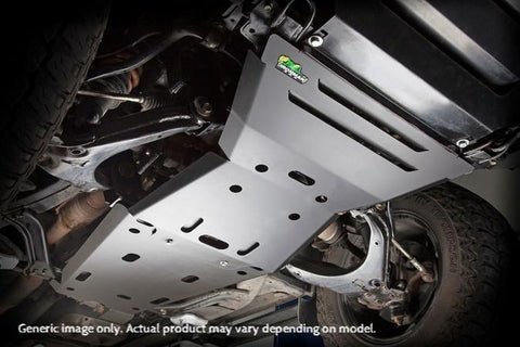 Underbody Protection - Premium UBS Series