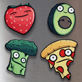 Fridge Friends Magnet Set of 4 - Series 1