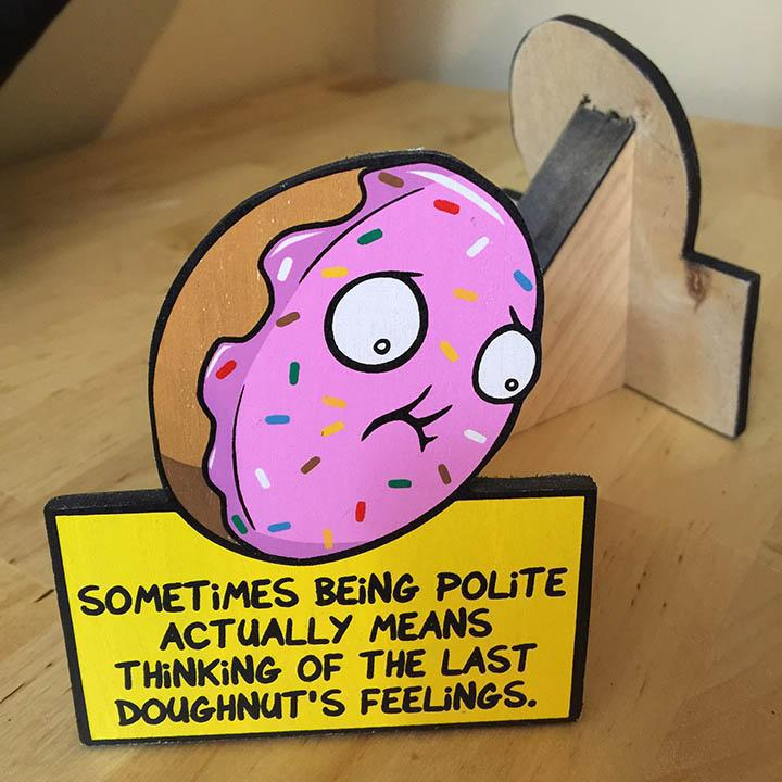 The Last Doughnut - Desktop Ally