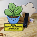 Growbie the Houseplant - Desktop Ally