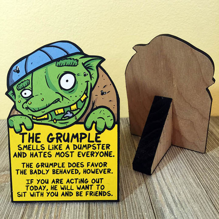 The Grumple - Desktop Ally
